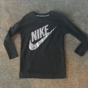 Nike heavy long sleeve shirt
